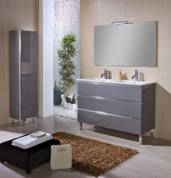 Meuble salle de bain design collection marbella promotion for Marque de meuble design