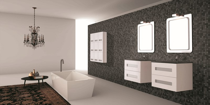 meuble salle de bain design collection tripoli marque ordonez vente de carrelage saint. Black Bedroom Furniture Sets. Home Design Ideas