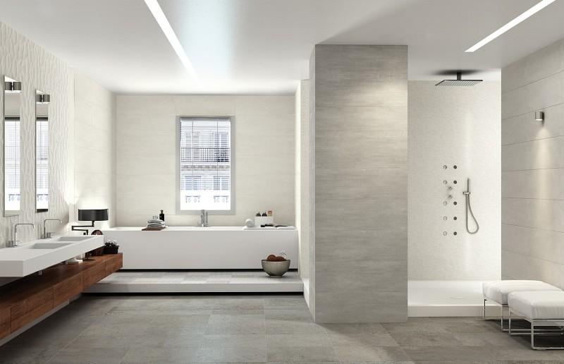 La s rie start de chez naxos du tr s grand format for Faience salle de bain grand format