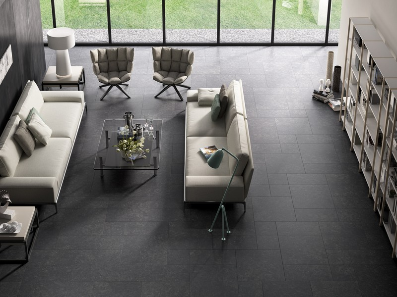 Carrelages grand formats moderne pas cher a bouc bel air for Carrelage grand format pas cher