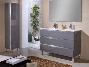 Meuble salle de bain design collection Marbella Promotion marque ...