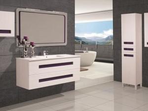 Meuble salle de bain design collection Tripoli marque Ordonez ...